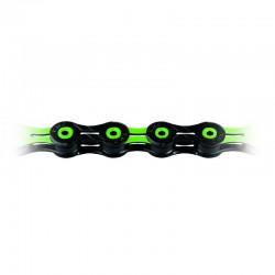 KMC - X11SL - DLC - Nera e Verde Catena