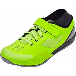 SCARPE SHIMANO AM7 LIME GREEN