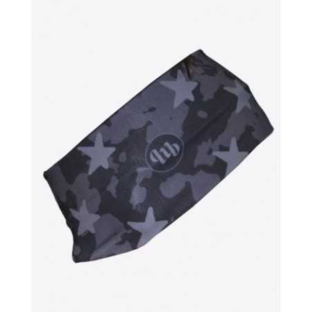 MB WEAR - FASCETTE - Head band Camustar grey