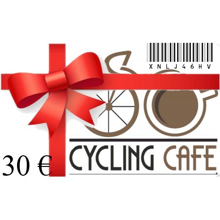 Buono Regalo Cycling Red-30