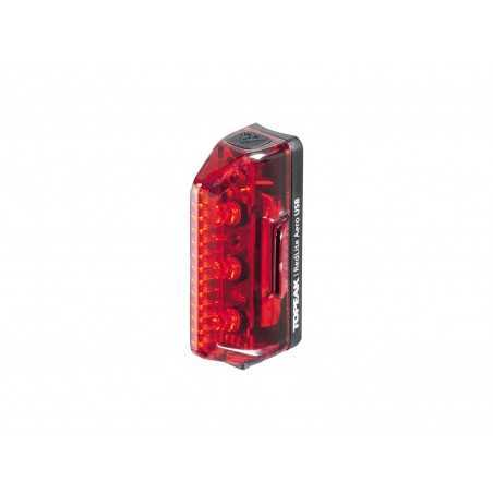 TOPEAK LUCE RED LIGHT - AERO