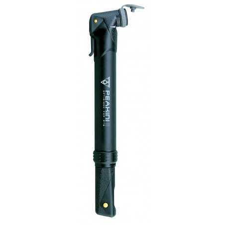 TOPEAK PEAKINI II  Pompa T-handle - 90 psi 6 bar