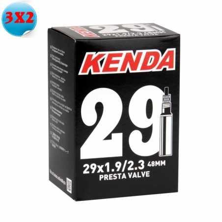CAMERA D'ARIA KENDA 29X1.90 VALVOLA 48MM