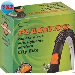 CAMERA D'ARIA PLANET AIR BRN 29X1,90 VALVOLA FRANCESCE 48MM