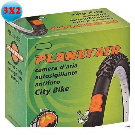 CAMERA D'ARIA PLANET AIR BRN 29X1,90 VALVOLA FRANCESCE 48MM