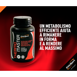 THERMO MASTER 7 ADVANCED WEIGHT LOSS SPORT FORMULA - 90 cpr da 1000 mg