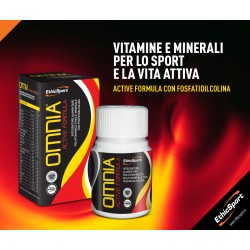 OMNIA ACTIVE FORMULA 3 INTEGRATORE POLIVITAMINICO E MULTIMINERALE - 45 compresse da 1100 mg