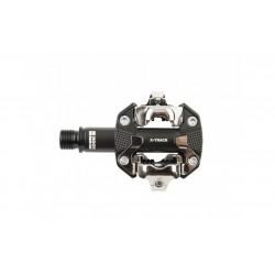 LOOK Pedali X-TRACK GRIGIO SCURO - 00018220