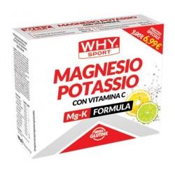 WHY Sport MAGNESIO POTASSIO