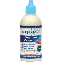 SQUIRT - LOW-TEMP CHAIN LUBE - 120ml Lubrificante Catene