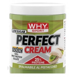 WHY SPORT  PERFECT CREAM