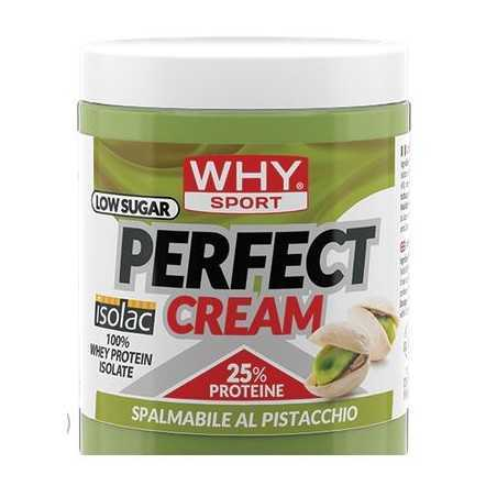 WHY SPORT  PERFECT CREAM
