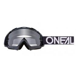 O'NEAL B-10 Goggle PIXEL black/white - clear MASCHERINA
