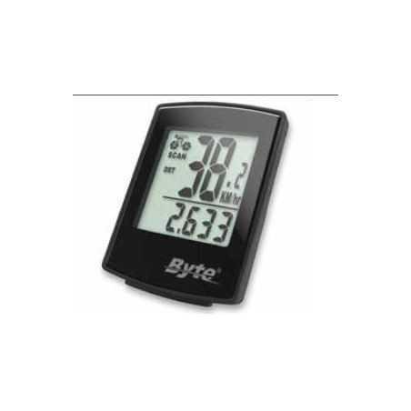 BYTE - METRO20 WIRELESS  Ciclocomputer
