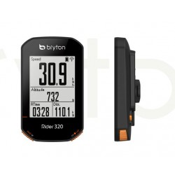 BRYTON - Rider 320 T Ciclo Computer con GPS con CAD E HRM