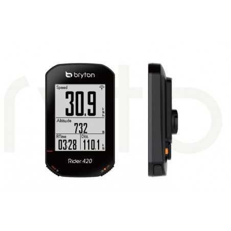BRYTON - Rider 420  T Ciclo Computer con GPS