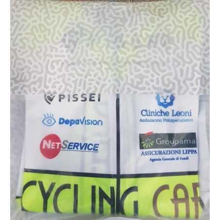 COMPLETO ESTIVO PERSONALIZZATO CYCLING CAFE
