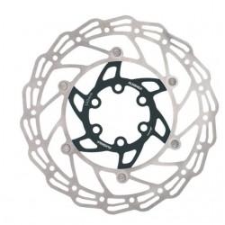 ALHONGA - FRENO A DISCO - SPIDER NERO - 6 FORI